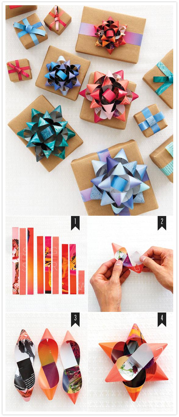 Как сделать подарок своими руками из бумаги быстро легко