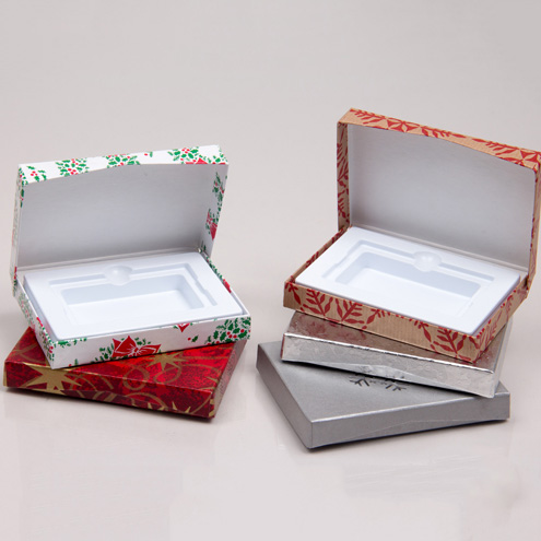 Holiday Gift Card Boxes