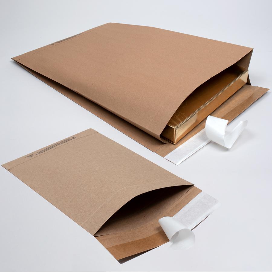 eco-natural shipping bags